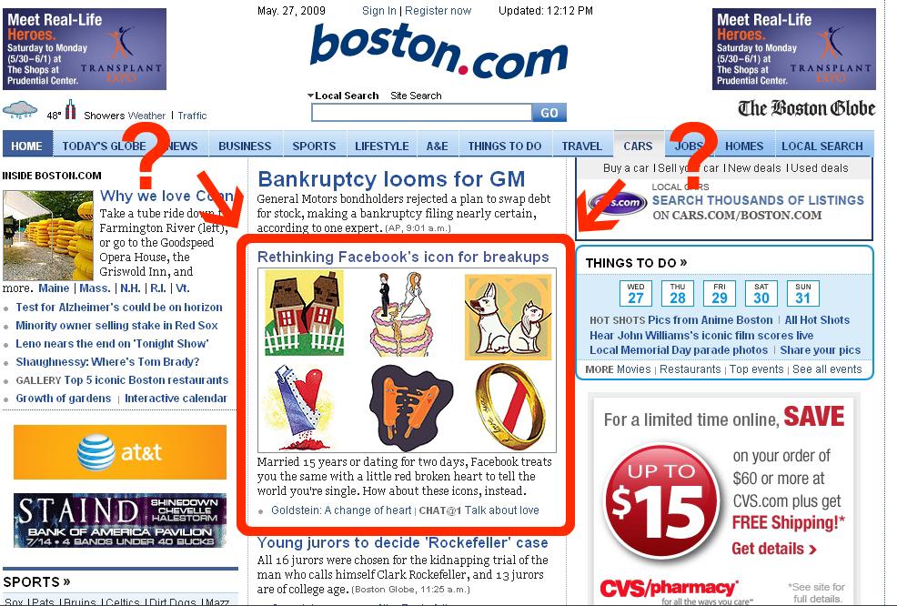 Crazy Globe Homepage