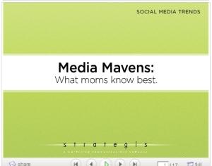 Strategis Report: Media Mavens